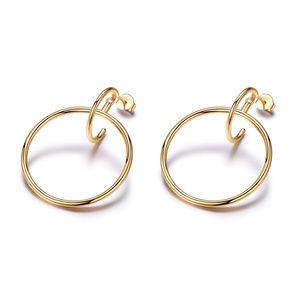 Silver Hoop Earrings For Women Silver Earrings